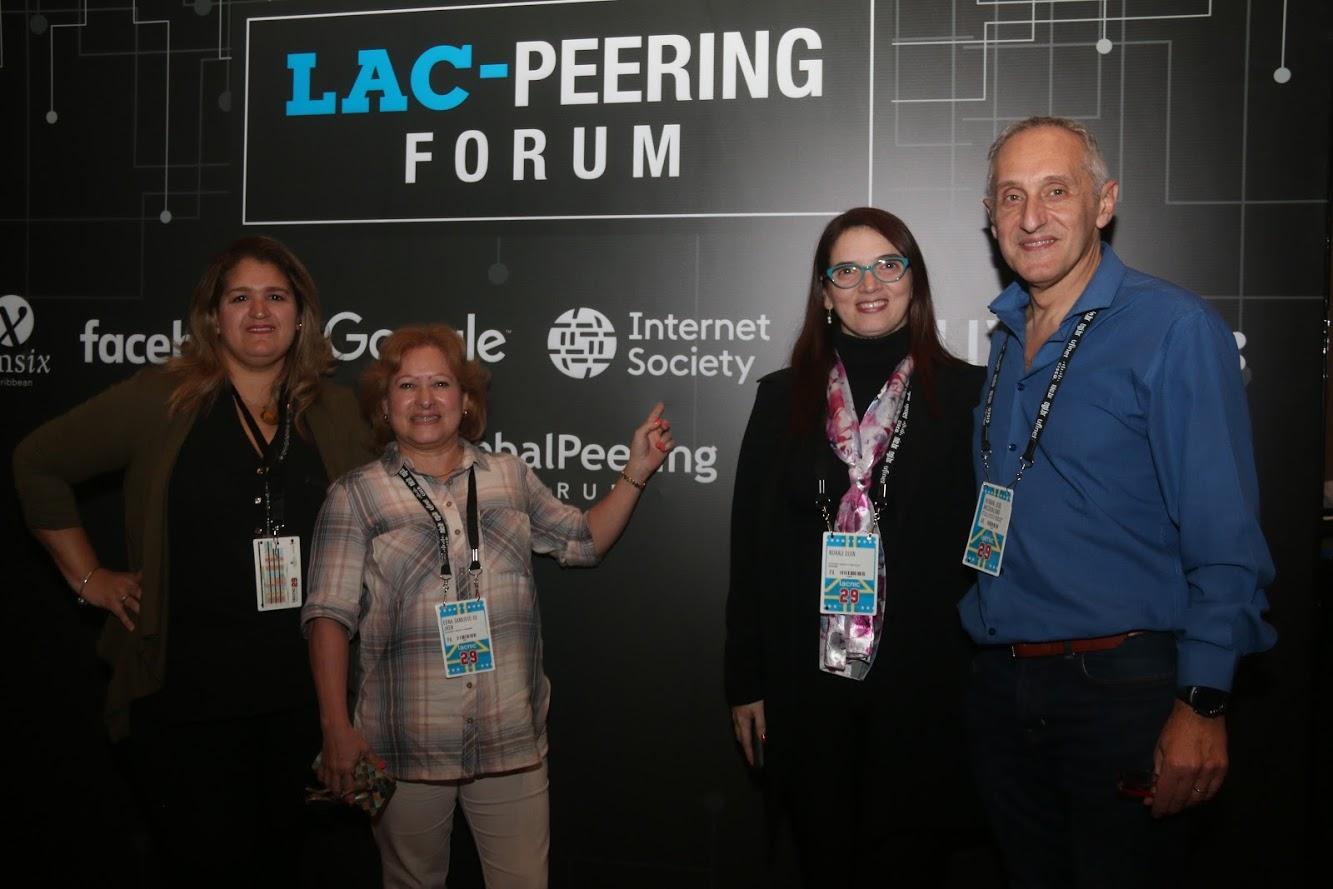 Peering Forum - LAC